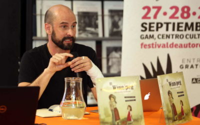 Feria de autores de Santiago – FAS 2019