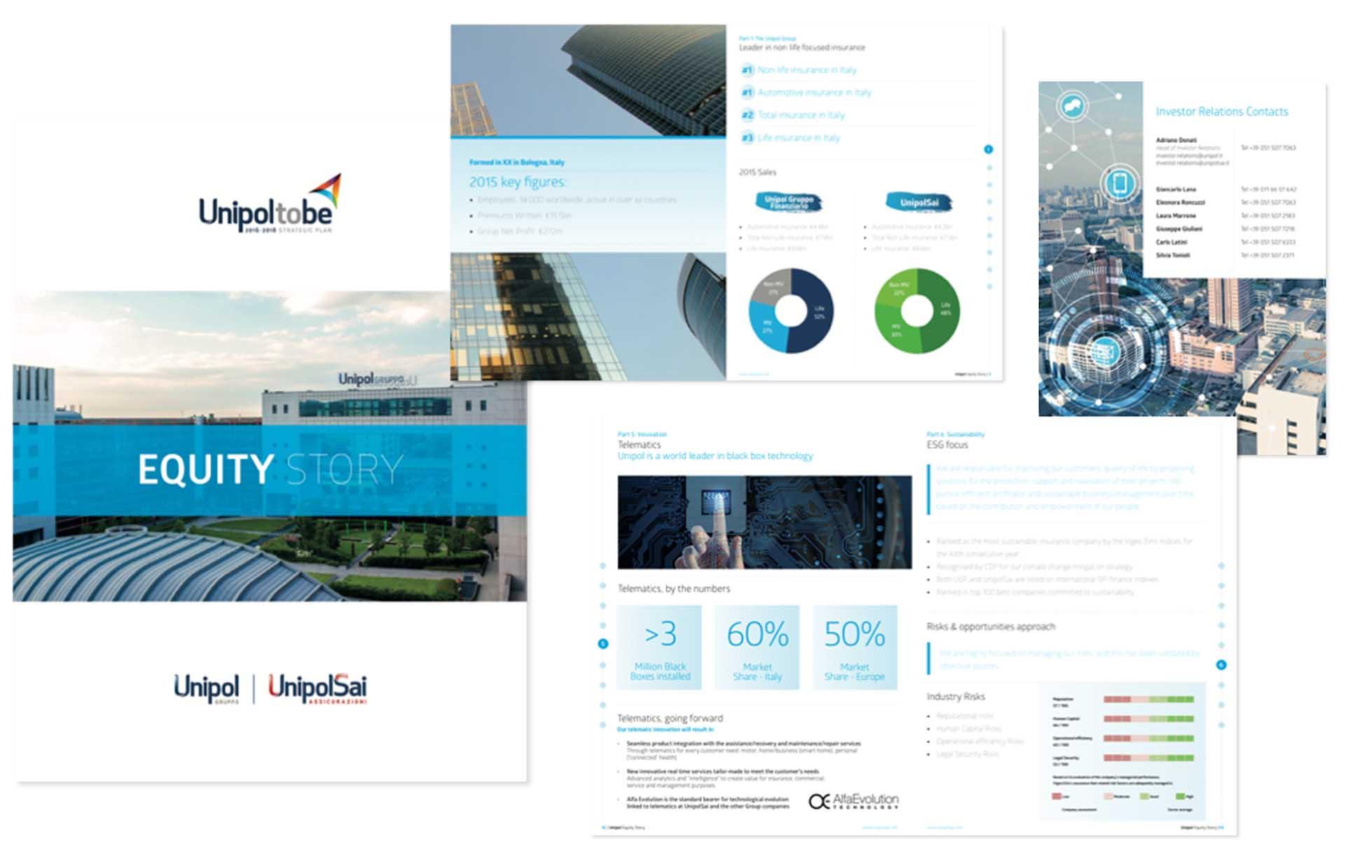 Unipol Italia: Diseño y Asesoría