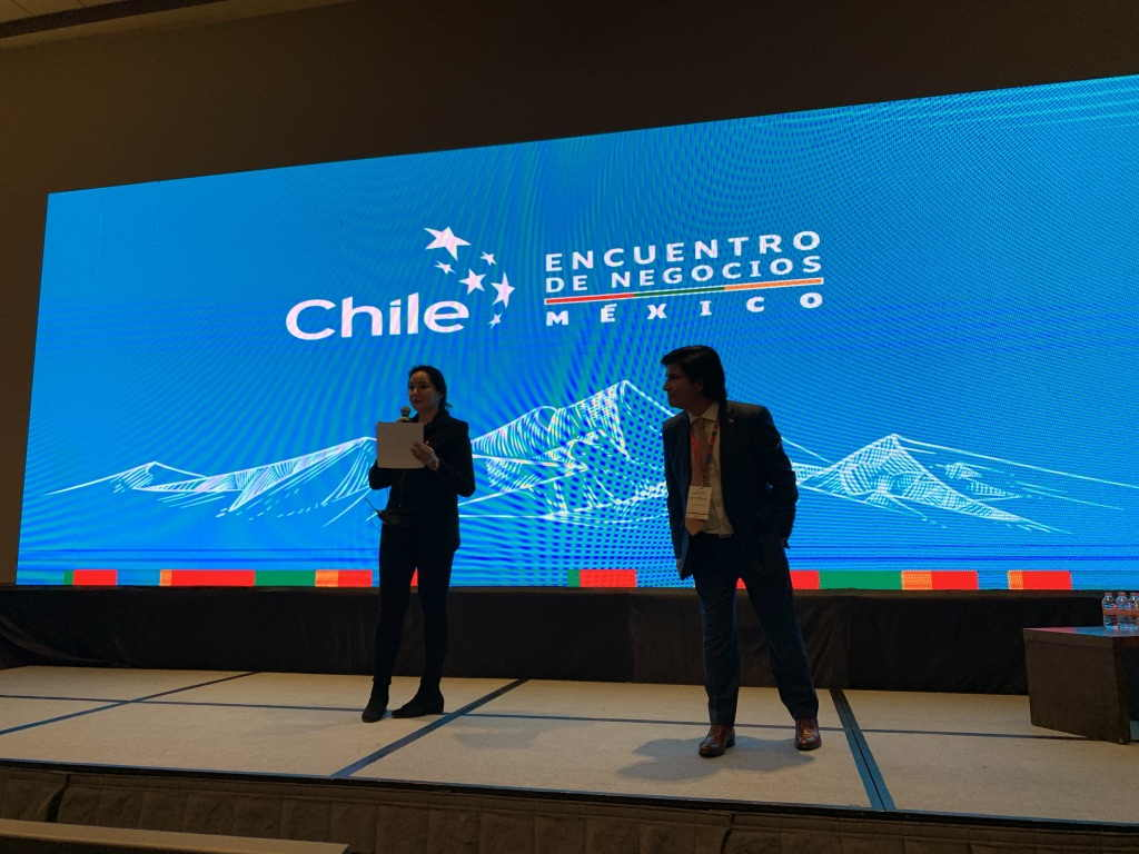 Rueda de Negocios Chile – México PROCHILE 2019