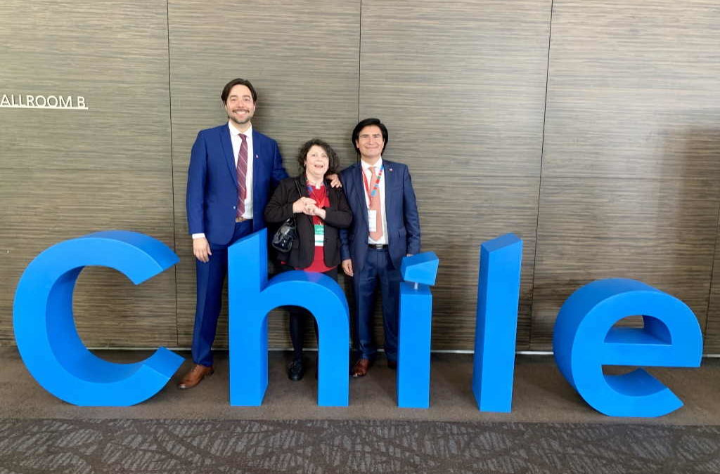Rueda de Negocios Chile – México