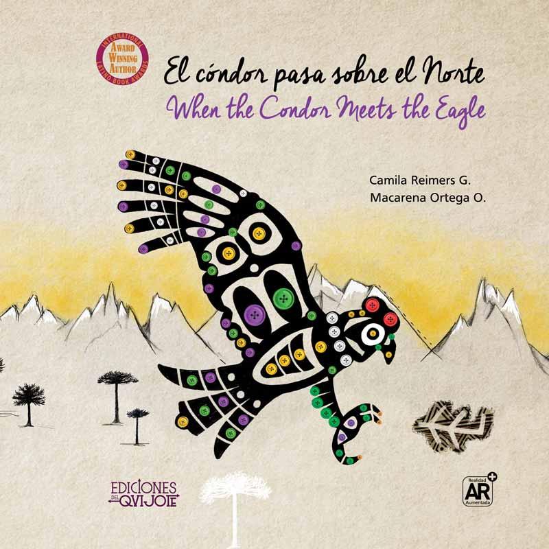 Libro el Condor pasa sobre el Norte, portada