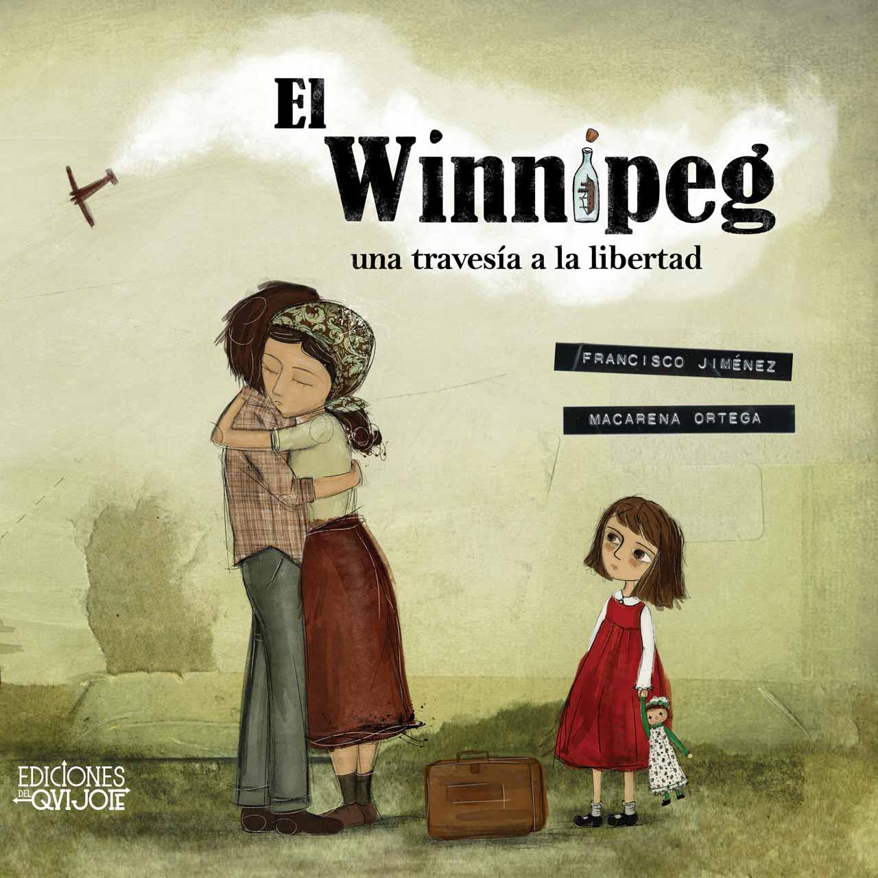 El Winnipeg Libro para niños