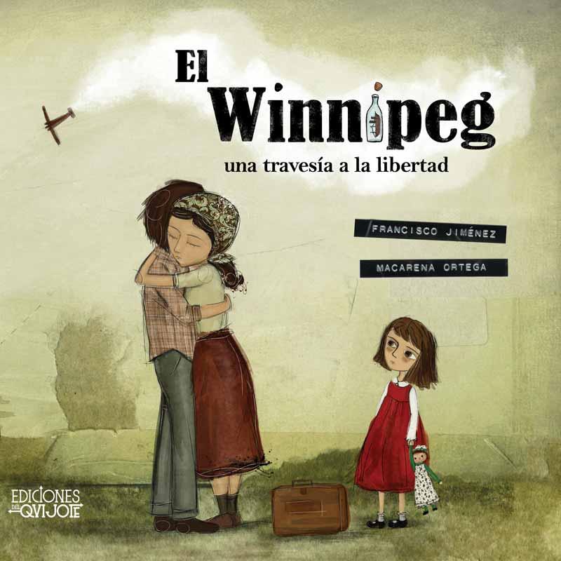 Libro Infantil El Winnipeg, portada