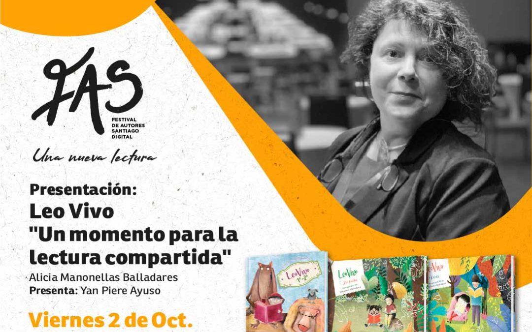 Feria de autores de Santiago – FAS 2020