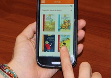 Biblioteca Pública Digital lanza inédita aplicación para préstamo de libros