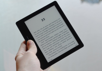 Oasis, el nuevo Kindle de Amazon